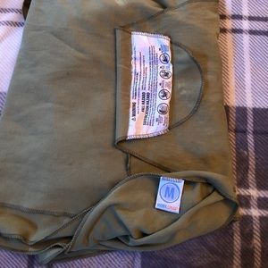 Moby wrap - like new in olive green